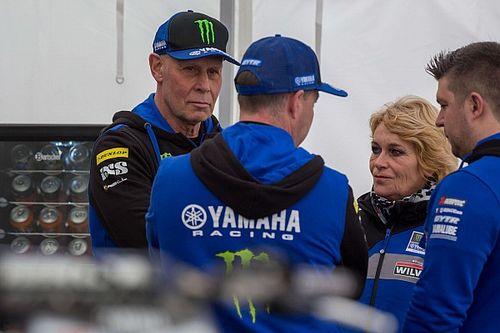 Louis Vosters over zijn eerste jaar als Yamaha-fabrieksteam