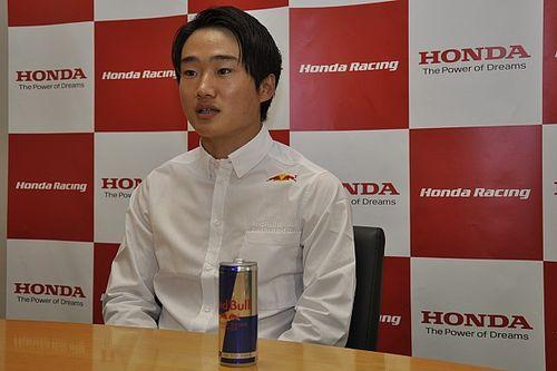 何事にも動じぬ驚異のメンタル。角田裕毅、勝負の1年は「誰よりも速く走るだけ」