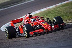 """ジュリアーノ・アレジ、父と同じ""""28番""""背負ってF1テスト「これでフェラーリとはサヨナラ」"""
