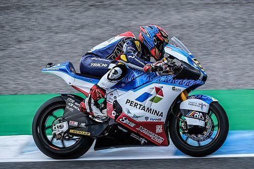Hasil Kualifikasi CEV Moto2 Catalunya: Aldeguer Pole, Dimas Ekky Start P10