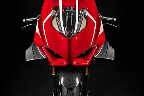 Winglets in der Superbike-WM: Ducati präsentiert die Panigale V4R für 2019