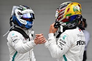 Mercedes: Bottas es un piloto