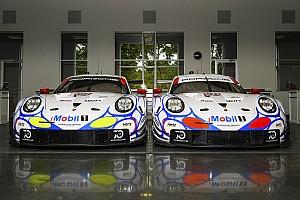 Porsche s'offre une livrée rétro 1998 pour Petit Le Mans