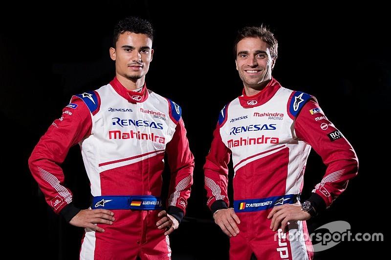 La Mahindra Racing ha scelto Wehrlein e D'Ambrosio per la stagione 5!