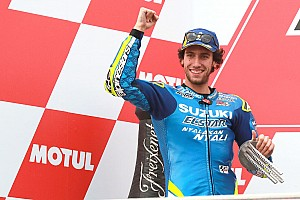 Review MotoGP 2018: Alex Rins
