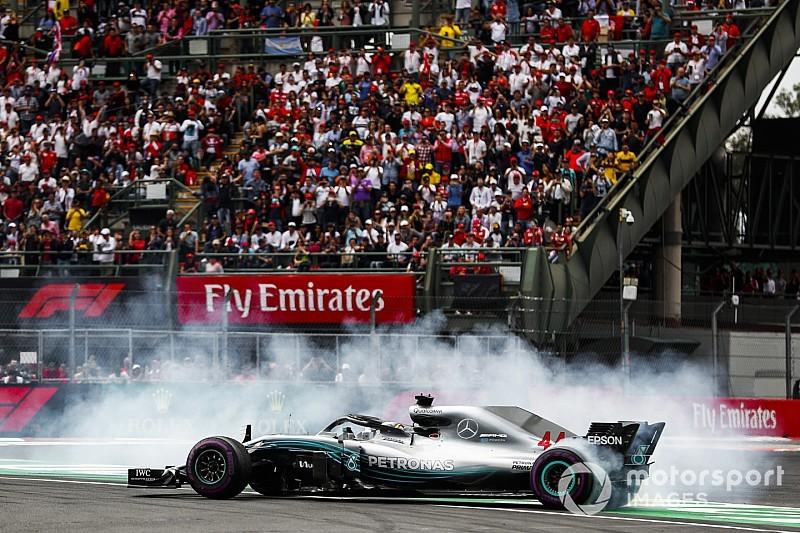Meksika GP: En iyi takım telsiz mesajları