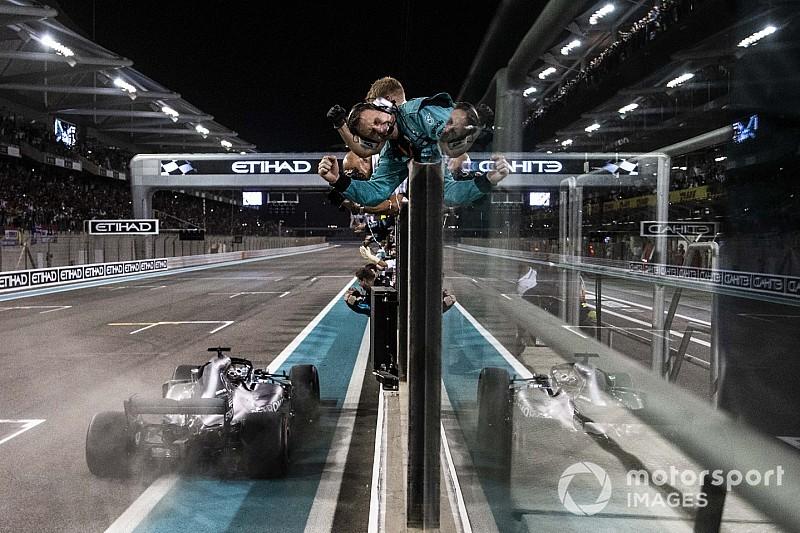 Достижения Mercedes вызвали у Росса Брауна чувство гордости