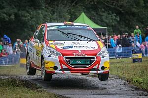 Efrén Llarena confermato dal Rally Team Spain per l'ERC3 Junior