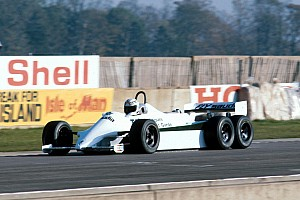 Retro: The 6-wheeled Williams F1 car that never raced