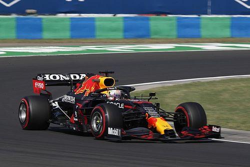 Le moteur de Verstappen est OK après le crash de Silverstone