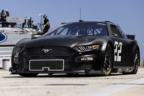 Logano: Next Gen NASCAR ready to race on road courses