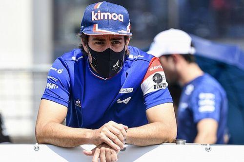 Macaristan'da günün pilotu Alonso!