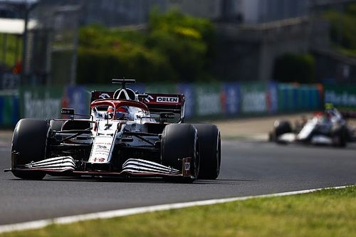 Lluvia de sanciones para Alfa Romeo en el GP de Hungría