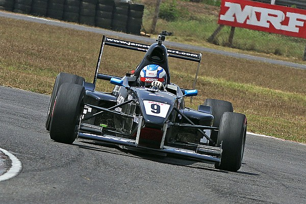 Chennai II MRF F1600: Anand snatches race four win from Parekh