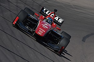 Indy Lights Breaking news Enerson heads Schmidt Peterson 1-2-3 in Phoenix test