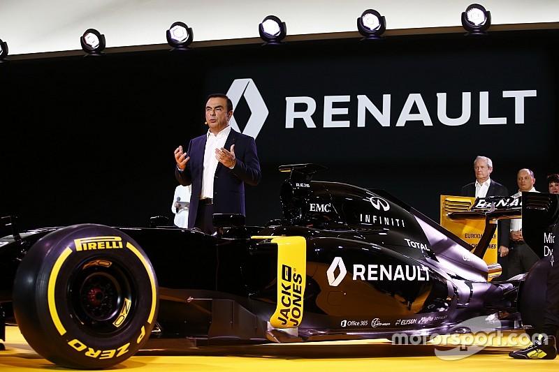 Renault: Арешт Гона не вплине на нашу команду Ф1