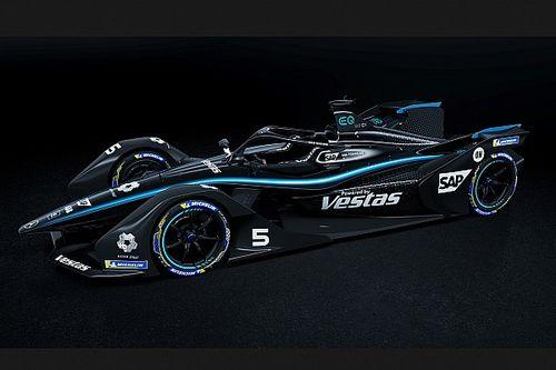 Mercedes будет использовать черную ливрею и в Формуле Е