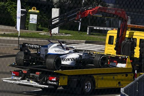 Williams: Russell con una nuova power unit per il GP di Stiria