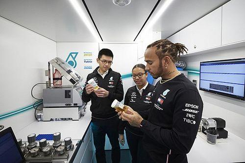 Petronas Pist Laboratuvarı, Yarış Dünyasına Katkı Sağlıyor