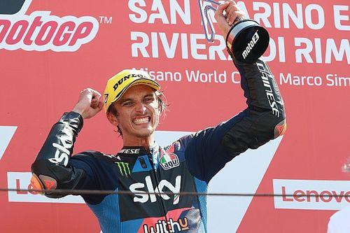 Misano était promis à Luca Marini