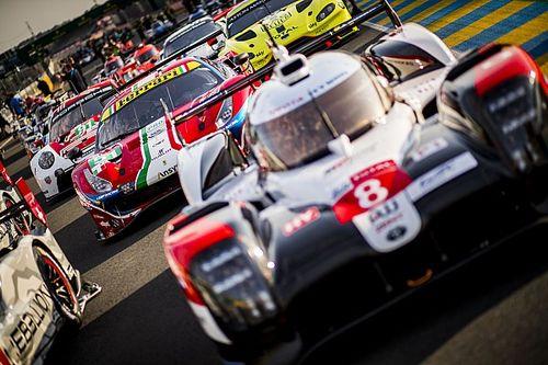 Toyota Gazoo Racing po hat trick w Le Mans