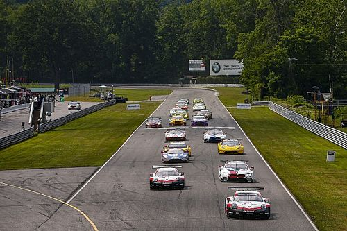 IMSA replaces WGI, Lime Rock with Road Atlanta, Charlotte