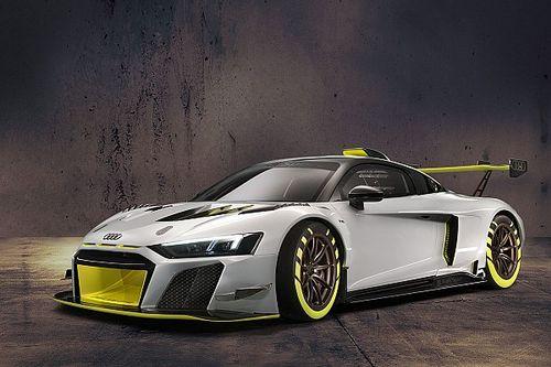 Audi Sport customer racing onthult brute R8 LMS GT2