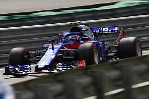 Honda'nın dayanıklılığı Toro Rosso'yu şaşırttı