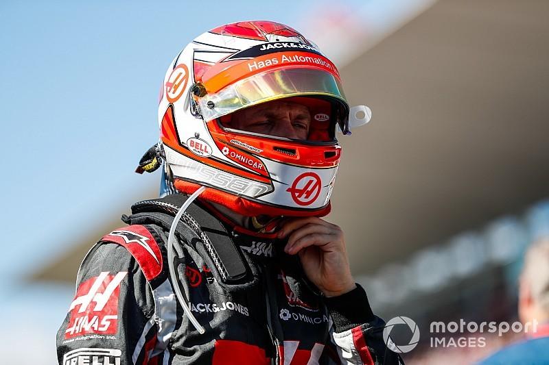 Magnussen :