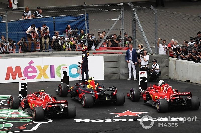 Ферстаппена назвали гонщиком дня Гран При Мексики. Вы согласны?