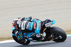 Moto2 in Motegi: Fabio Quartararo hält Francesco Bagnaia in Schach