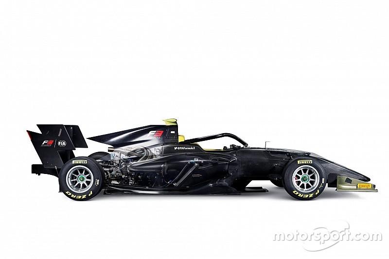 Презентовано новий болід чемпіонату FIA Формули 3