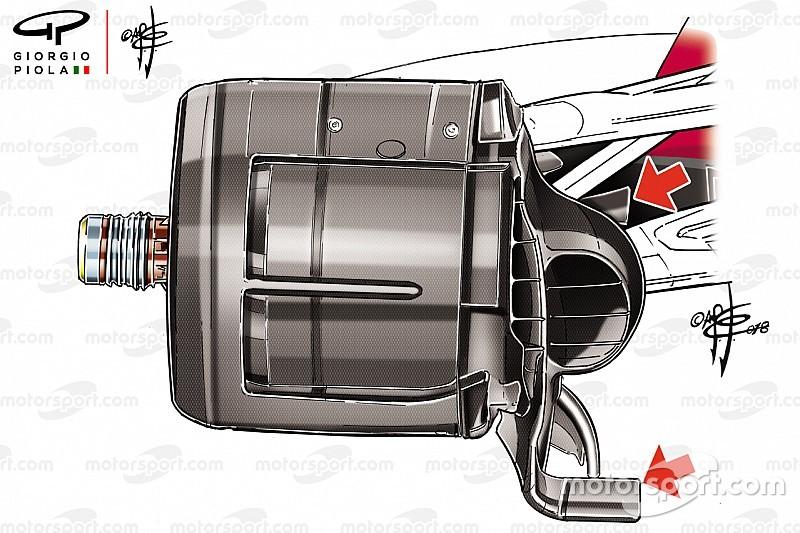 Análise: Ferrari continua com seu desenvolvimento técnico