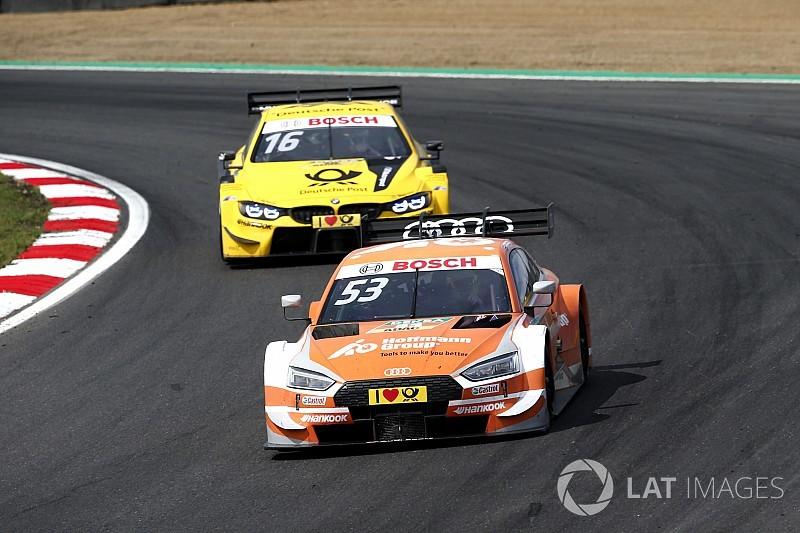 DTM 2019: Audis Vorbereitungen laufen auf Hochtouren