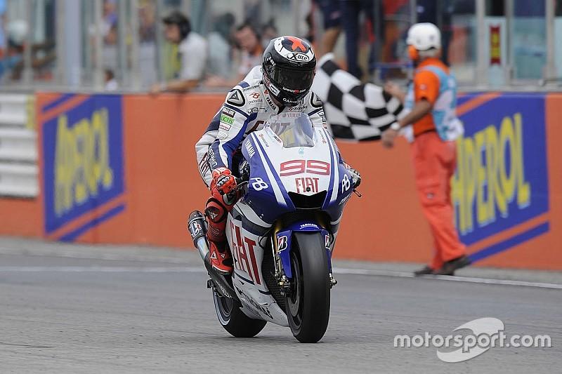 Lorenzo: Ressurgimento da Yamaha será inevitável na MotoGP