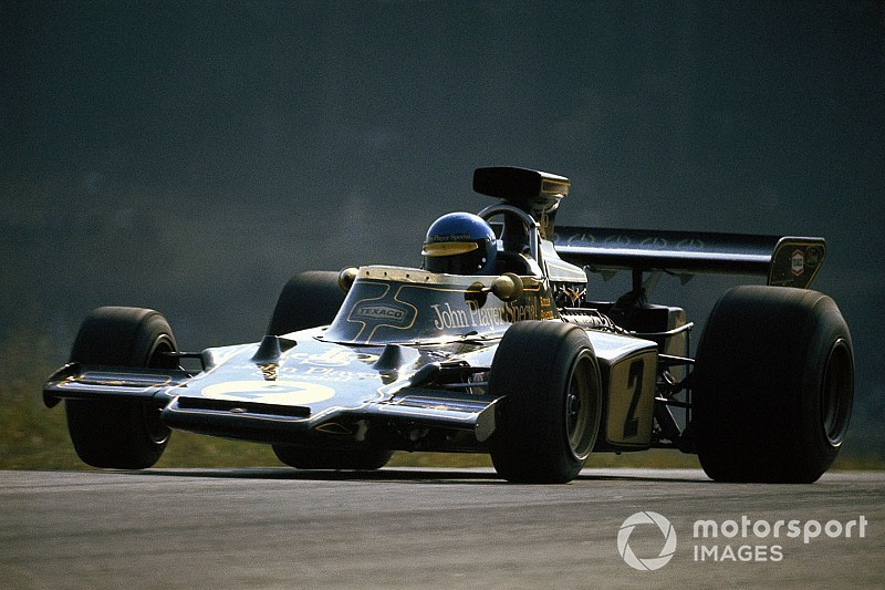 Ronnie Peterson's greatest drives