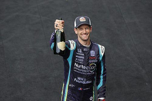 Coyne: Albont is érdekli az IndyCar, Grosjean jól eladja a sorozatot Európában is