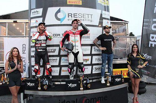 Pirelli Cup: Castellini e Bernardi sono i campioni 2021