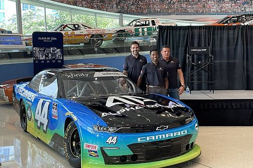 Rajah Caruth secures part-time Xfinity ride for 2022