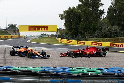 Ferrari: Платить за ремонт машин должен тот, кто виноват в аварии
