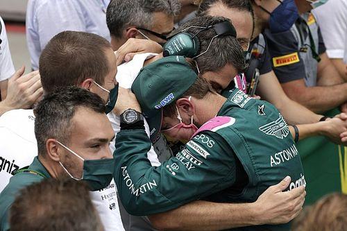 Aston Martin presenta intención de apelación por caso Vettel