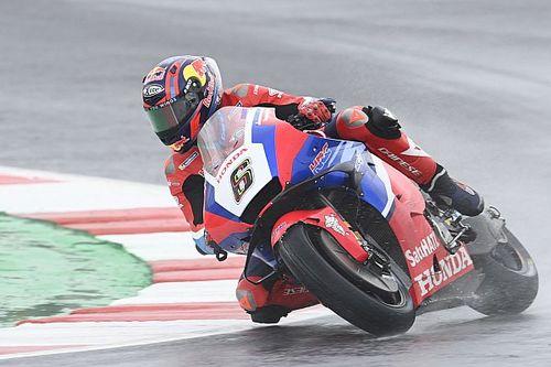 Bradl blijft testrijder voor MotoGP-project HRC Honda