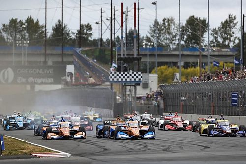 IndyCar reveals 2022 schedule, with season starting in February