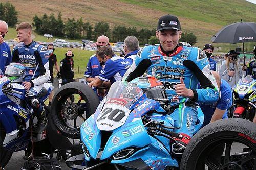 Kecelakaan Serius, Pembalap British Superbike Brad Jones Cedera Kepala