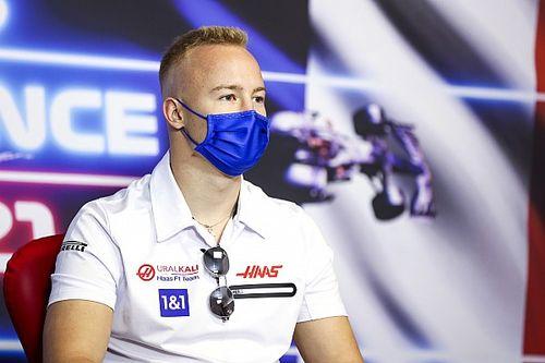 """Mazepin: """"Schumacher, her şeyi kolayca elde etmeyi bekleyemez"""""""