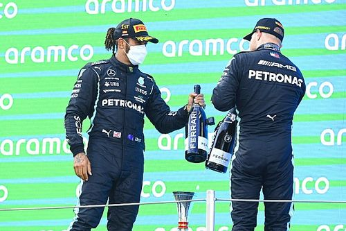 "Hamilton: Bottas ""completely fair"" after F1 Spanish GP team orders"