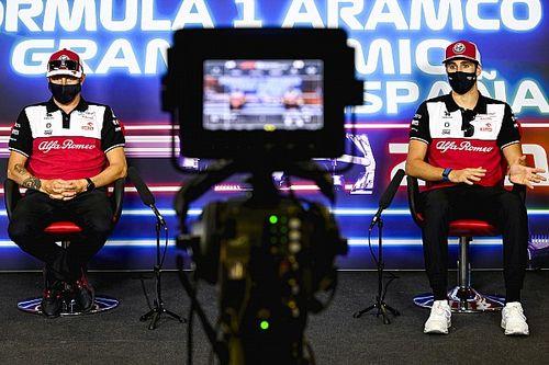 В Alfa Romeo объяснили, как будут выбирать пилота на 2022 год
