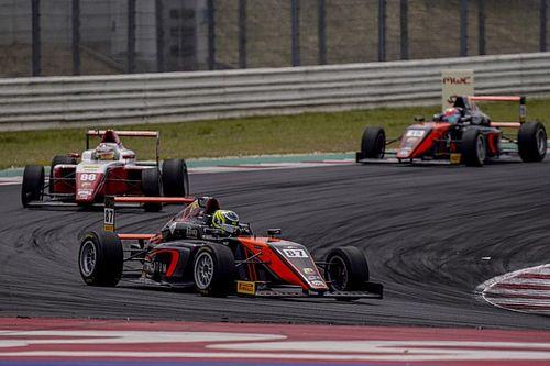 F4, Misano: Bearman resiste a Montoya e conquista Gara 2