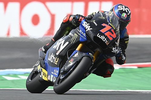 Valentino Rossi protégé set for SRT MotoGP move in 2022