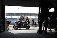 Quartararo, acusado de vulnerar la normativa al entrenarse con una moto no reglamentaria